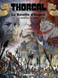 LA BATAILLE D'ASGARD - THORGAL - T32