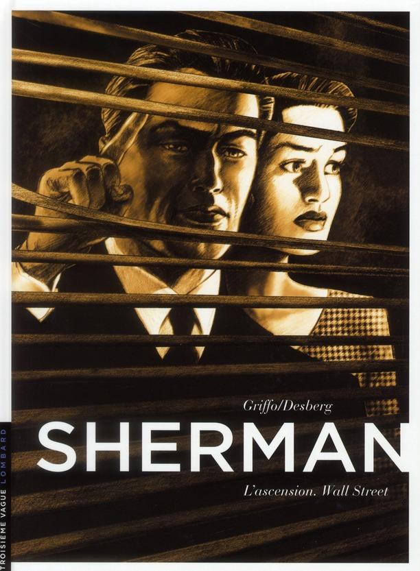 SHERMAN T2 L'ASSENSION. WALL STREET