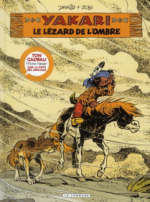 YAKARI T36 LE LEZARD DE L'OMBRE