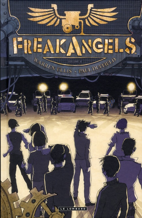 FREAK ANGELS - FREAKANGELS T4