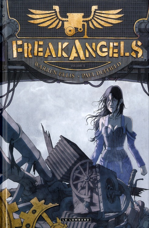 FREAK ANGELS - FREAKANGELS T5