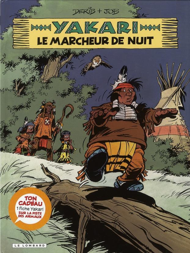 YAKARI - T30 - LE MARCHEUR DE NUIT