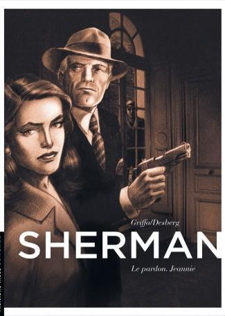 SHERMAN T6 LE PARDON. JEANNIE