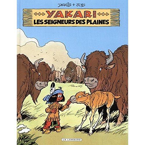 YAKARI T13 LES SEIGNEURS DES PLAINES