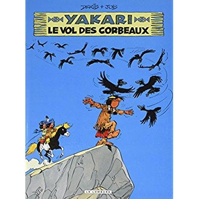 YAKARI - T14 - LE VOL DES CORBEAUX