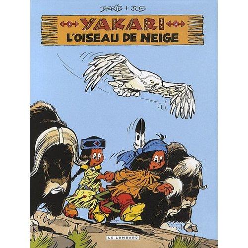 YAKARI T18 L'OISEAU DE NEIGE