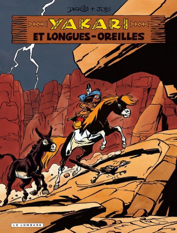 YAKARI - TOME 27 - YAKARI ET LONGUES-OREILLES (VERSION 2012)