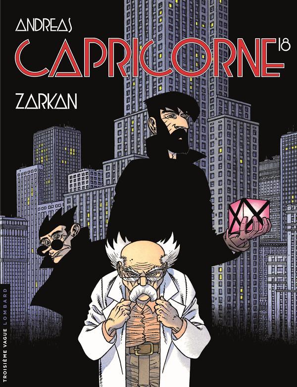 CAPRICORNE T18 ZARKAN