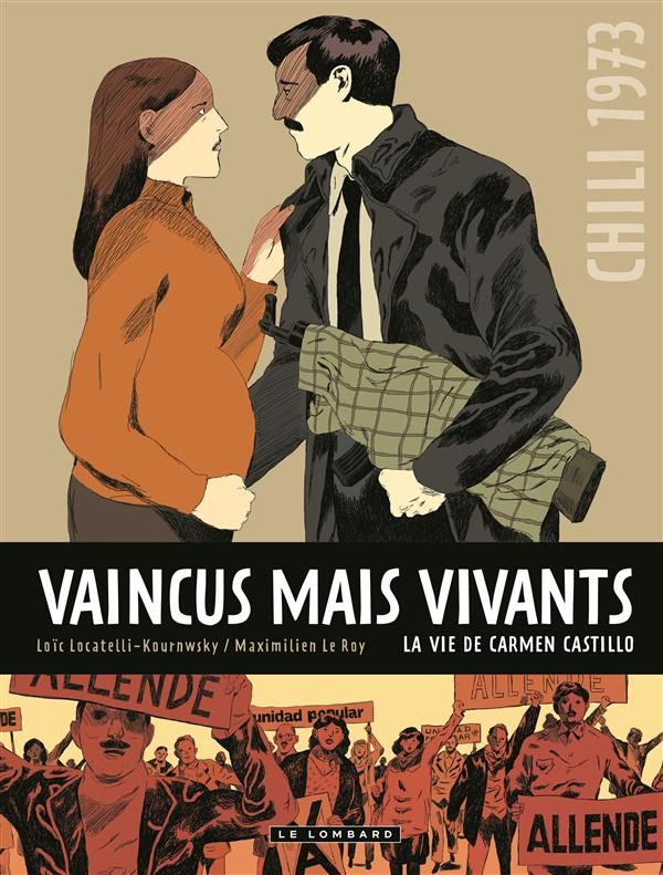 VAINCUS MAIS VIVANTS VAINCUS MAIS VIVANTS