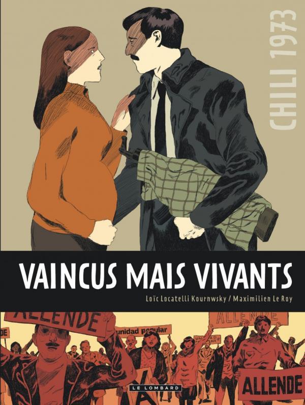 VAINCUS MAIS VIVANTS - TOME 0 - VAINCUS MAIS VIVANTS