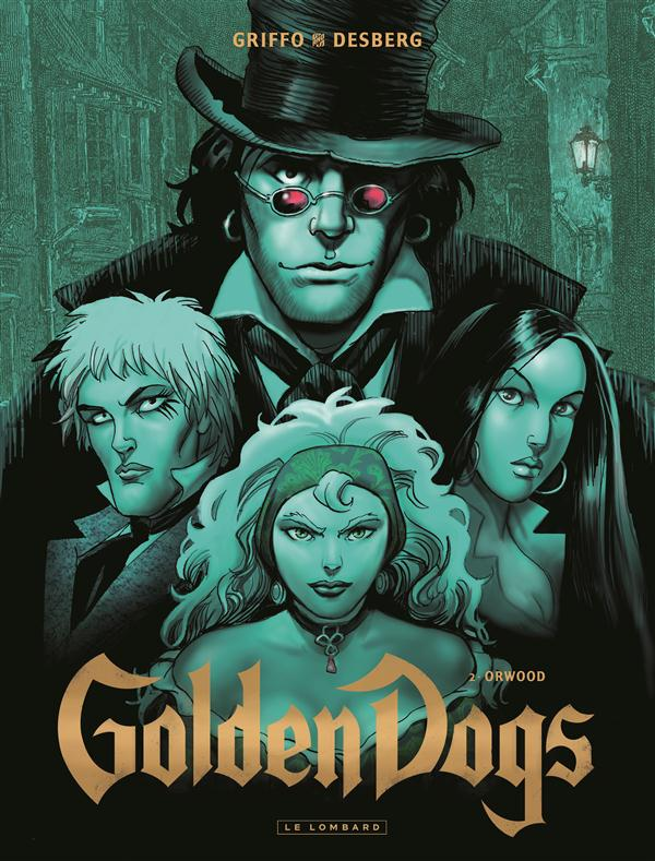 ORWOOD - GOLDEN DOGS - T2