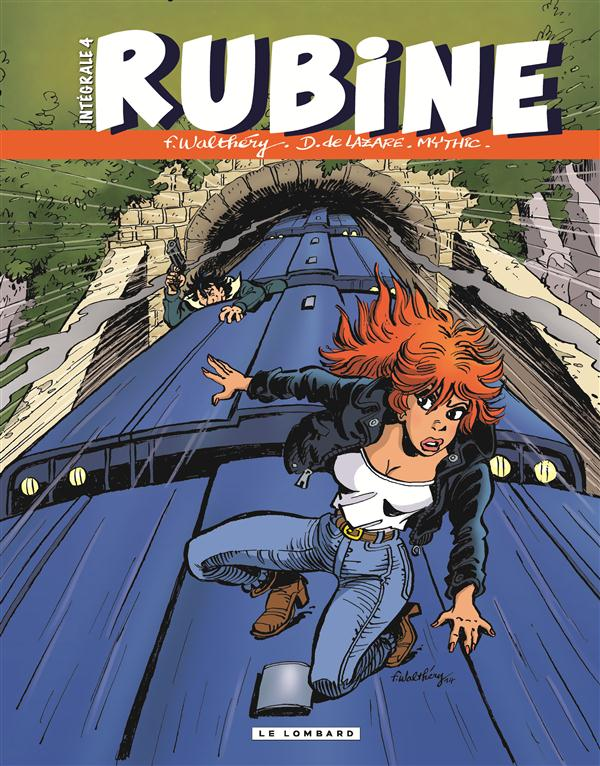 INTEGRALE RUBINE T4 INTEGRALE RUBINE 4