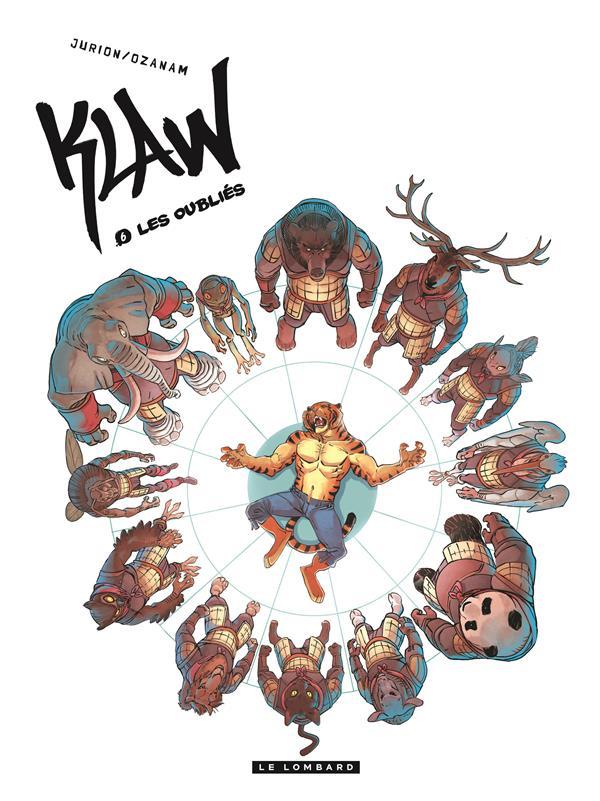 KLAW T6 LES OUBLIES