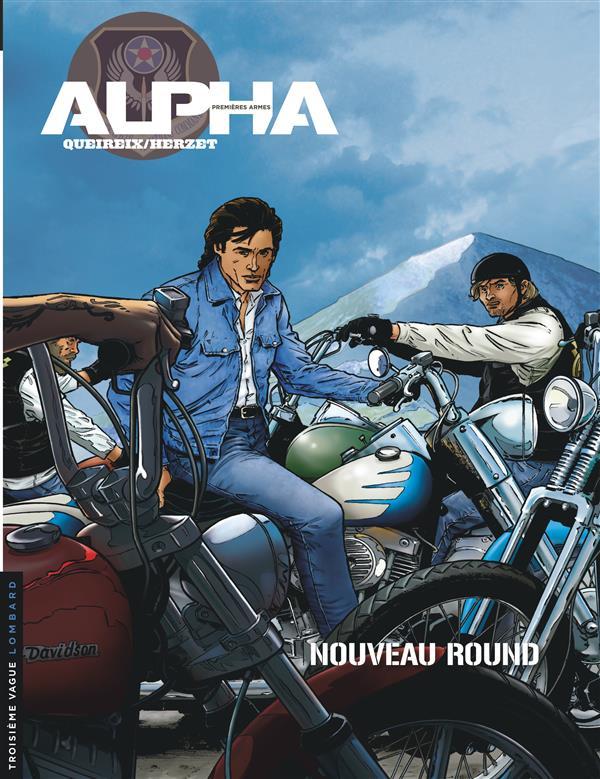 NOUVEAU ROUND - ALPHA PREMIERES ARMES - T3