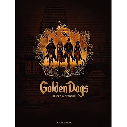 FOURREAU GOLDEN DOGS T1 A T4