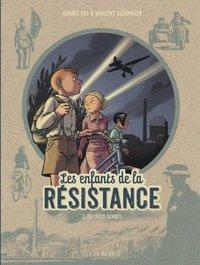 LES ENFANTS DE LA RESISTANCE - T3 - LES DEUX GEANTS