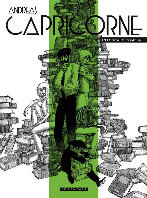 INTEGRALE CAPRICORNE - TOME 4