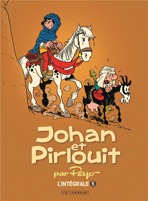 JOHAN ET PIRLOUIT (INTEGRALE) - JOHAN ET PIRLOUIT INT5
