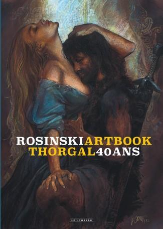 THORGAL ART BOOK THORGAL