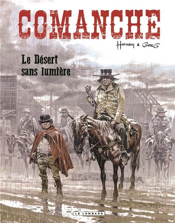 COMANCHE - TOME 5 - DESERT SANS LUMIERE (LE)