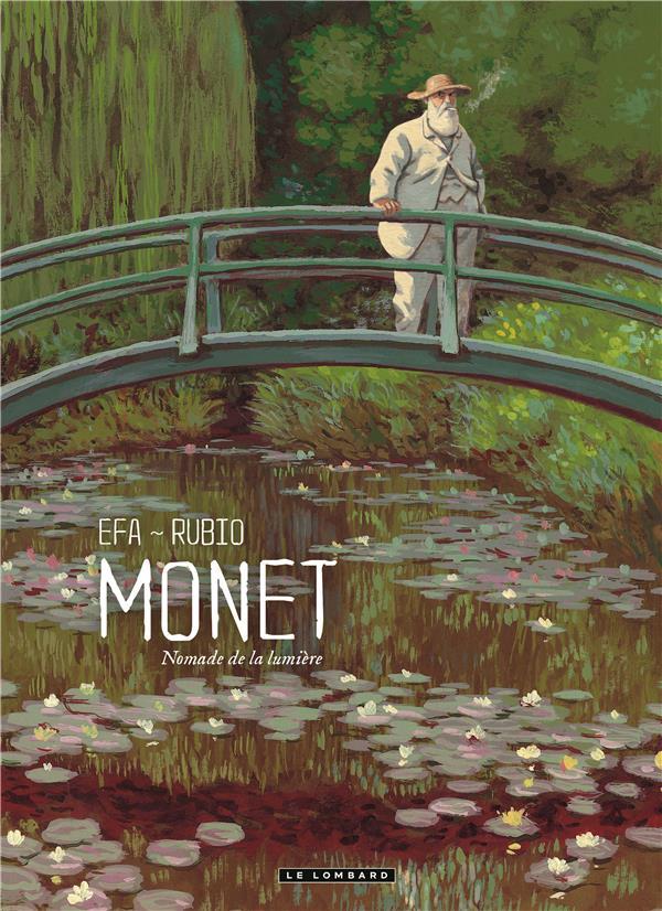 MONET - TOME 0 - MONET, NOMADE DE LA LUMIERE