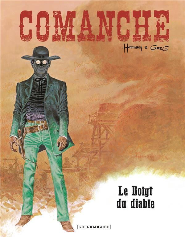 COMANCHE T7 COMANCHE T7-LE DOIGT DU DIABLE