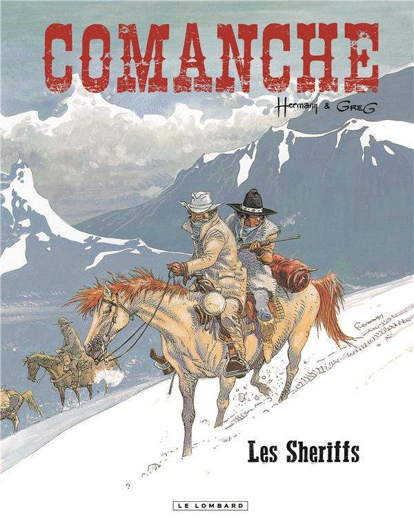 COMANCHE T8 COMANCHE T8- LES SHERIFFS