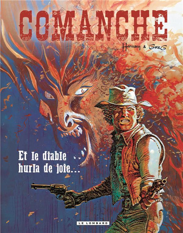 COMANCHE T9 COMANCHE T9-ET LE DIABLE HURLA DE JOIE...