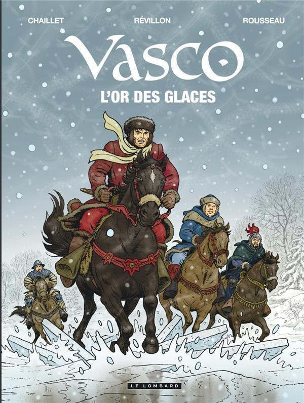 VASCO - TOME 30 - L'OR DES GLACES