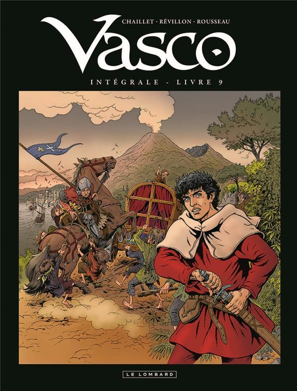 VASCO INTEGRALE - INTEGRALE VASCO - TOME 9