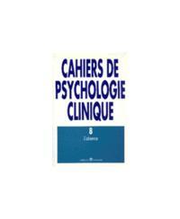 CAHIERS DE PSYCHOLOGIE CLINIQUE 1997/1 N.8