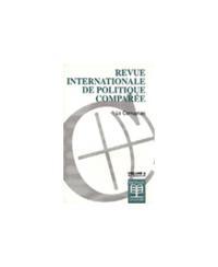 REVUE INTERNATIONALE DE POLITIQUE COMP.
