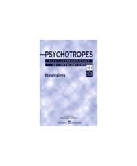 PSYCHOTROPES 2000/1 VOLUME 6 ITINERAIRES