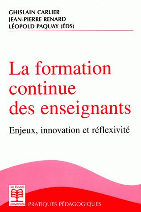 FORMATION CONTINUE DES ENSEIGNANTS (LA)