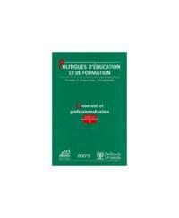 POLITIQUES D'EDUCATION ET DE FORMATION 2001/2