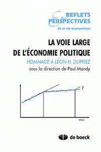 REFLETS ET PERSPECTIVES DE LA VIE ECONOMIQUES 2005/1