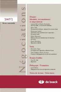 NEGOCIATIONS 2007/2 N.8