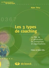 3 TYPES DE COACHING (LES)