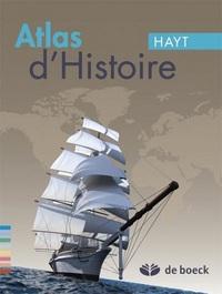 ATLAS  ATLAS D'HISTOIRE