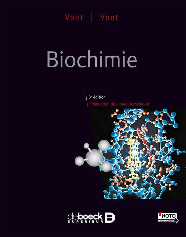 BIOCHIMIE 3ED