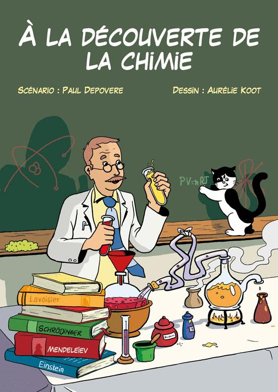 A LA DECOUVERTE DE LA CHIMIE