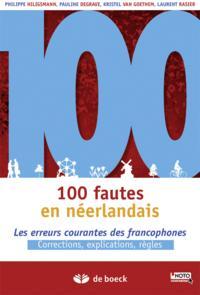 100 FAUTES EN NEERLANDAIS