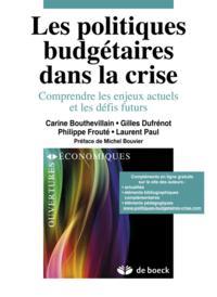 POLITIQUES BUDGETAIRES DANS LA CRISE (LES)