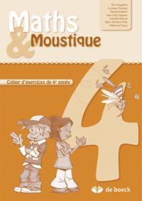 MATHS & MOUSTIQUE 4E