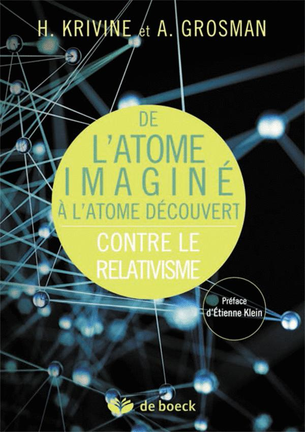 DE L'ATOME IMAGINE A L'ATOME DECOUVERT