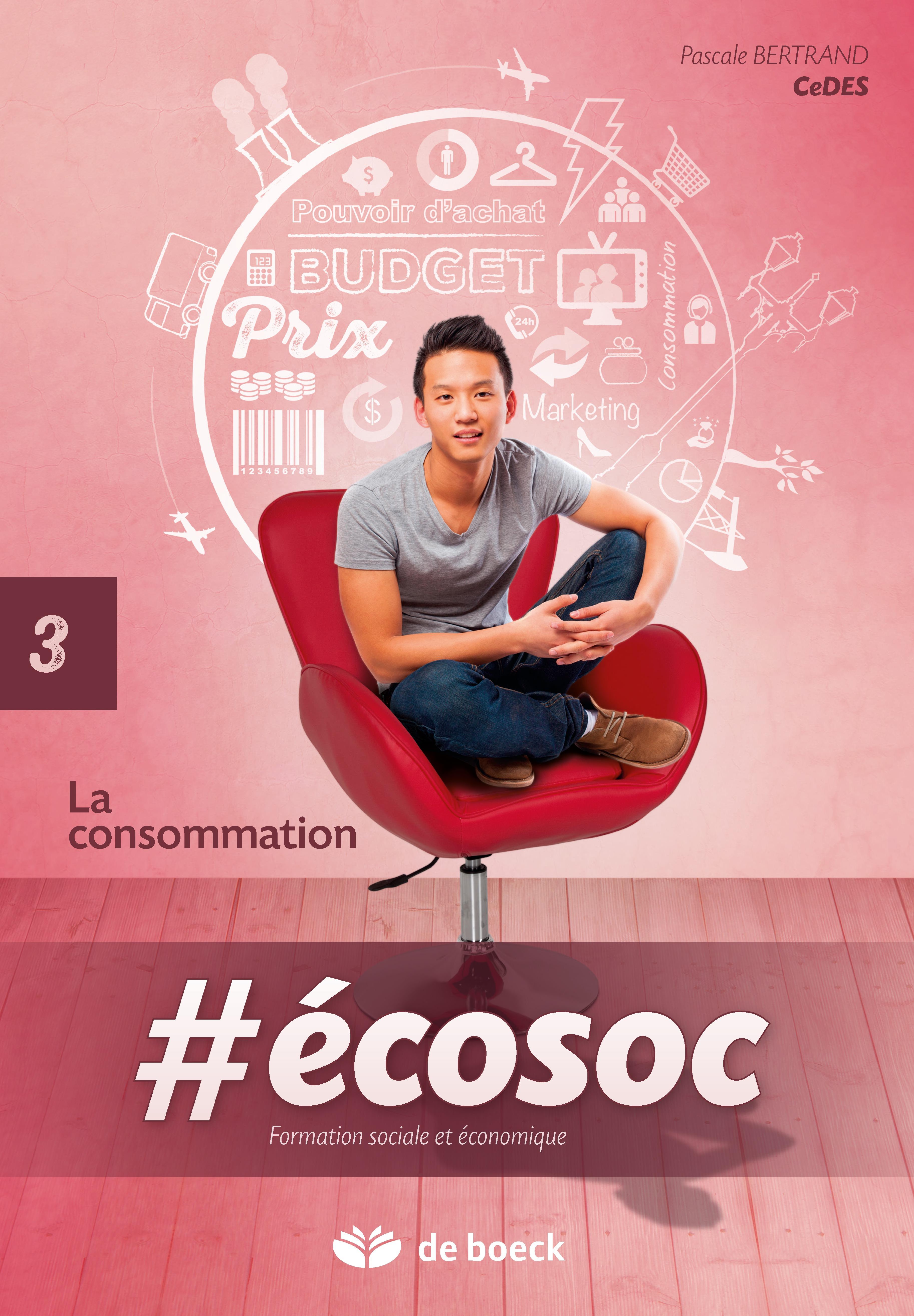 #ECOSOC 5E/6E UAA 3  LA CONSOMMATION