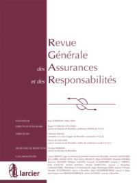 REVUE GEN.ASSURANCES ET RESPONS 2013/5