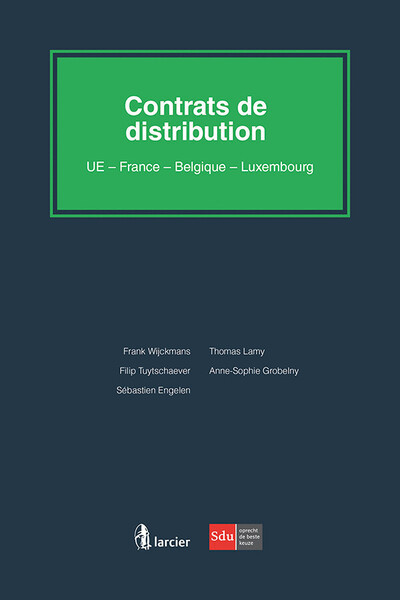 CONTRATS DE DISTRIBUTION UE-BELGIQUE-LUXEMBOURG-FRANCE