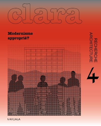 CLARA 4 MODERNISME APPROPRIE