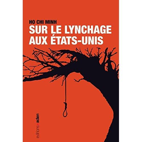 SUR LE LYNCHAGE AUX ETATS-UNIS